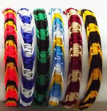 35 Friendship Bracelets. Fishing Style. Handmade in Peru