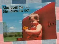 50 Postcards Little Lee Comic Trucking She Loves me She Loves Me Not