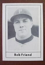 1978 Grand Slam Baseball Card#113 BOB FRIEND/PIRATES/NM