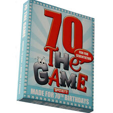 70th BIRTHDAY GIFT BUNDLE DEAL - affordable and amusing gift solution for 70ths!