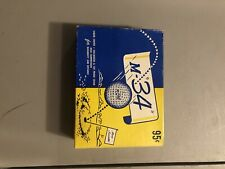 Dunlop 65 Vintage Golf Balls 3/ M34 9 In Original Wrapper And Box Made For Macys