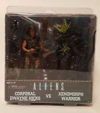 Aliens Corporal Dwayne Hicks vs Xenomorph Warrior Action Figure 2 Pack Neca 2013