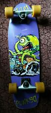Punked Speed Cruiser Punk 90 Sltm Skateboard 27""