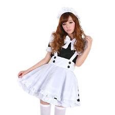Maid Uniform Princess Dress Cosplay Classic Japan Maid Outfit Lolita Style