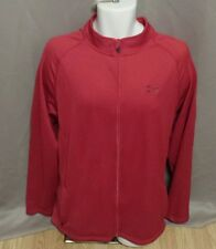 Under Armour Red Track Jacket size X Large