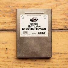 VCD CARD FOR SEGA SATURN EXPANSION OFFICIAL PAL VERSION RARE