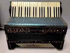 Accordion Vintage Wurlitzer Germany  41/120 Key/Buttons