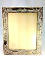 Art Deco French Gold Gilt Bronze/Brass Elegant Portrait Picture Frame