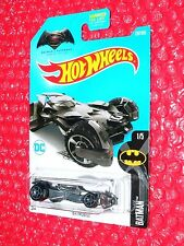 2017 Hot Wheels Batmobile  #237 DTY45-D9B0L  L case  Batman v. Superman
