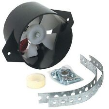 Refrigerator Exhaust Fan 12V Fridge Vent Cooling Unit RV Boat Ventilation Parts