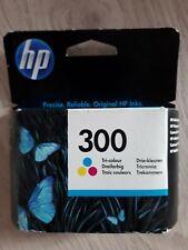 HP 300 Druckerpatrone tri-colour