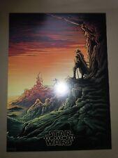 STAR WARS - The Last Jedi AMC IMAX Exclusive Mini Poster - Week 1 Release