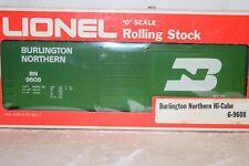 O Scale Trains Lionel Burlington Northern High Cube Box Car 9608