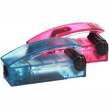 2pc Keep Fresh Saver Sealed Food Bag Resealer Heat Seal for Plastic Bags