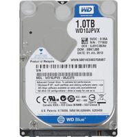 """Western Digital Blue 1TB SATA 2.5"""" Laptop Hard drive HDD 5400 RPM WD10JPVX"""