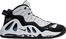 2018 Nike Air Uptempo 97 White College Navy Teal Size 15. 399207-101. Pippen