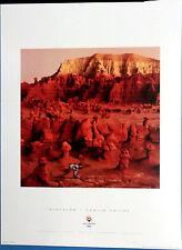 "BIATHLON - SLC 2002 Olympic Poster  Sports Series, 13"" X 18"", USA, Unisex Adult"