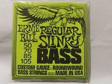 ERNIE BALL 2832 REGULAR SLINKY MUTA PER BASSO 4 CORDE SCALA 50 / 105