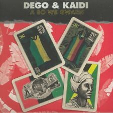 DEGO & KAIDI - A So We Gwarn - Vinyl (2xLP)