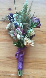 Natural Dried Flower Bouquets(2)