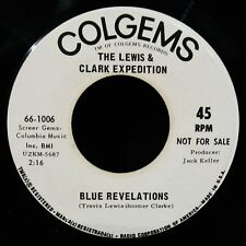THE LEWIS & CLARKE EXPEDITION-I Feel Good (I Feel Bad)-Promo 45-COLGEMS #66-1006