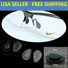 Silicone Nose Pads for Nike Eye Glasses -High Quality Sunglass -US Seller
