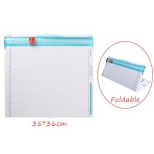 Foldable Trim and Score Board DIY Scrapbooking Tool Craft Cardmaking Trimmer