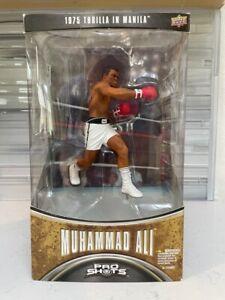 Upper Deck Pro Shots Ultimate Muhammad Ali vs. Sonny Liston Statue of 1965 fight