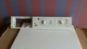 Used Miele WT945S Washer Dryer Fascia Panel & PCB.