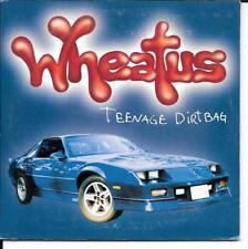 CD SINGLE 2 TITRES--WHEATUS--TEENAGE DIRT BAG--2001