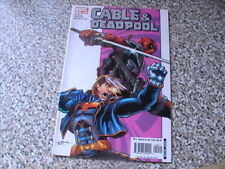 CABLE AND DEADPOOL  # 19     MARVEL COMICS