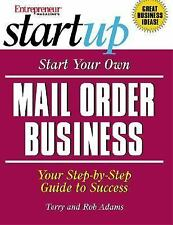 Start Your Own Mail Order Business-ExLibrary