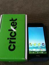 HTC Desire 520 - 8GB - Black (Cricket) Android Smartphone