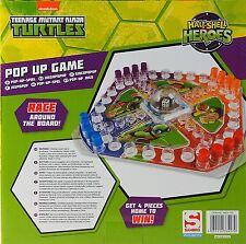 2x Teenage Mutant Ninja Turtles Pop up Classic Frustration Game Toy by Sambro