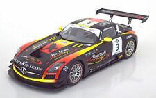 Minichamps 2013 SLS AMG GT3 Winner Gulf 12h Abu Dhabi  #3 1:18*New