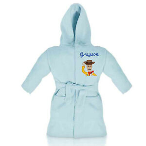 Woody (Toy Story) Personalised Super Soft Fleece Dressing Gown