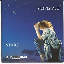 Simply Red - Stars - 10 track Mail on Sunday Promo CD - CD mint - UK post free