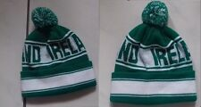 IRELAND  POM POM  BOBBLE HAT  BEANIE  KNITTED WOOLLY HAT .NEW