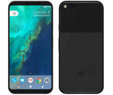 "Google Pixel 2 64GB Black 4GB RAM 5"" IP67 Octa-core Android 8.0 Phone By FedEx"