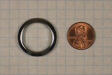 "ESP CAM LOCK PART #PR-06C CYLINDER RING, STEEL, NICKEL-PLATED, 1/16"" THICKNESS"
