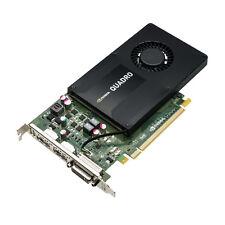 Neuware !! Nvidia Quadro K2200 Grafikkarte PCIe 4GB GDDR5 - 128 Bit OEM NEU