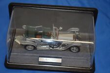 1986 FRANKLIN MINT 1:24 VTG 1907 ROLLS-ROYCE THE SILVER GHOST MADE IN HONG KONG
