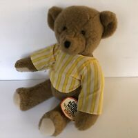 Vintage Deans Childsplay British Wool Porridge Teddy Bear  1983 Ltd Ed