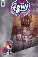 MY LITTLE PONY PONYVILLE MYSTERIES #3 COVER A GARBOWSKA IDW NM