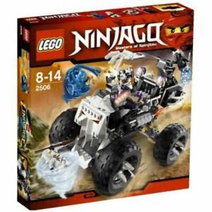 LEGO Ninjago 2506 Skull Truck BRAND NEW/SEALED BOX/Retired