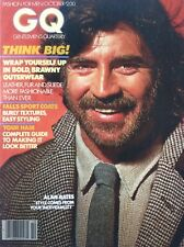 ALAN BATES October 1978 GQ Magazine