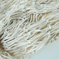 Nautical Seaside Beach Fishing Net Scene Party Home Decorative Beige W8Y4