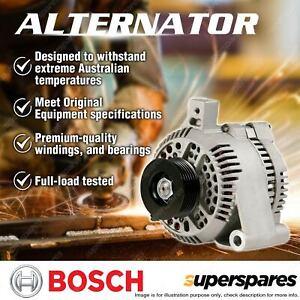 Bosch Alternator for Mercedes Benz 600SEL W140 6.0L 4 Door Sedan 1992-1993