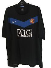 Manchester United Shirt 2009/10 3XL Away Nike