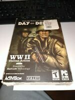 Day of Defeat - PC, Acceptable pc, Windows 2000, Windows 98,Wi Video Games READ!